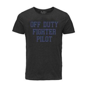 Ten-Fifteen-2018-t-shirt-print-spring-summer-PILOT-NERO-DELAVE'