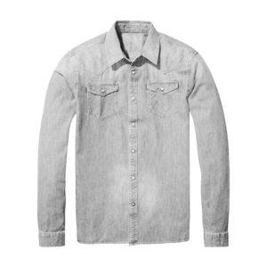 Ten-Fifteen-2019-camicia-texana-bianca