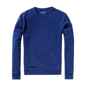 Ten-Fifteen-2019-felpa-girocollo-blu